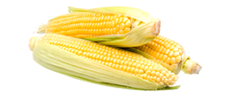 Sweetcorn - prepacked prepared irish vegetables