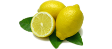 Lemons - Irish wholesale prepared fruit and vegetables for the catering industry