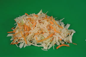 Mixed Coleslaw